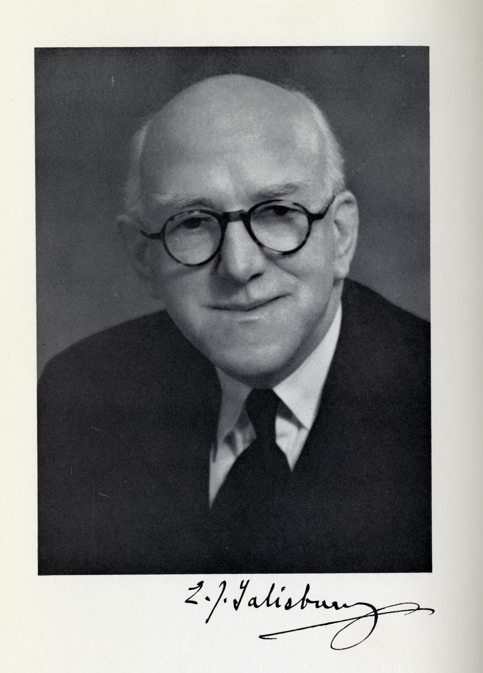 Photograph of old white man