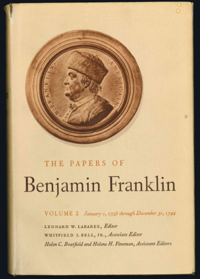 Franklin Papers V.2