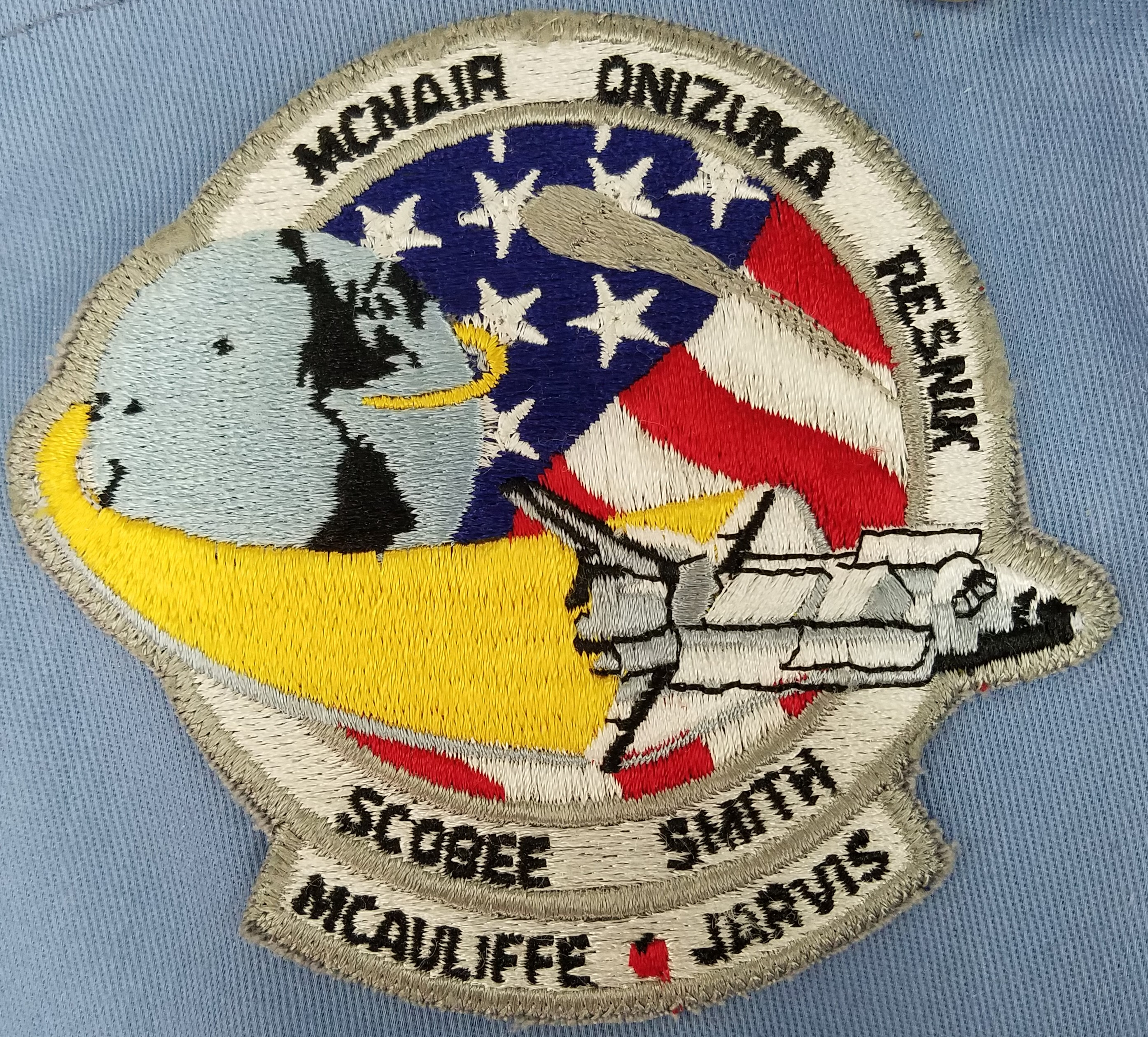 Challenger Patch