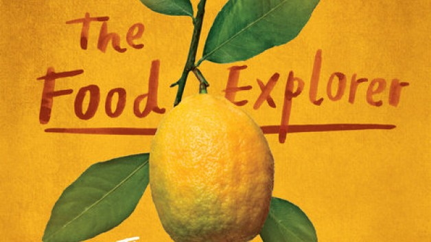 cover of the food explorer
