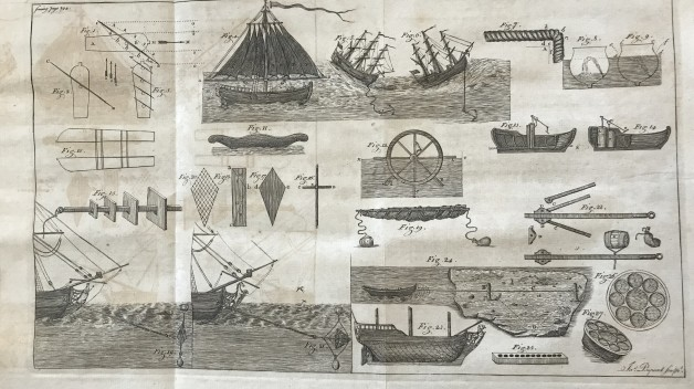 maritime illustrations