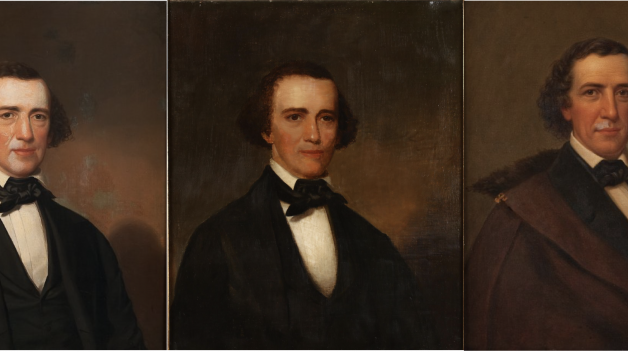 Three Patterson Portraits
