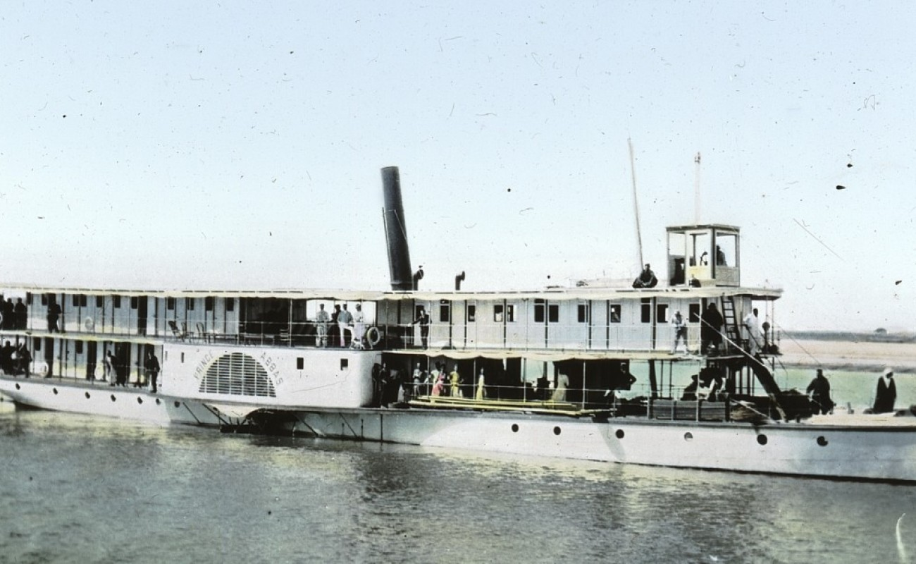 Nile riverboat