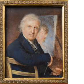 Portrait of James Peale