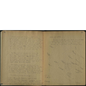 Notebook from Operation Crossroads
