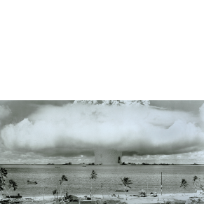 Bikini Atoll Atomic Bomb Test Photographs