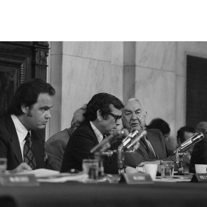 Senate Watergate hearings