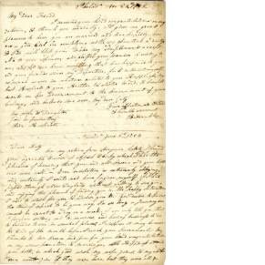Benjamin Franklin's Letter to Catherine Greene
