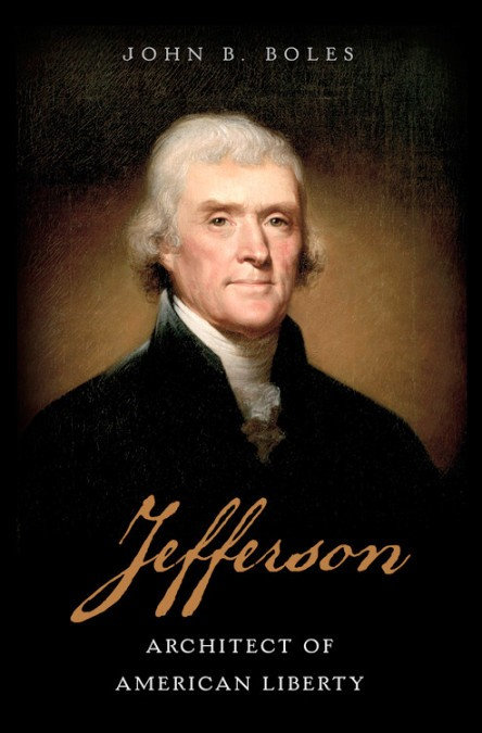 Jefferson biography cover
