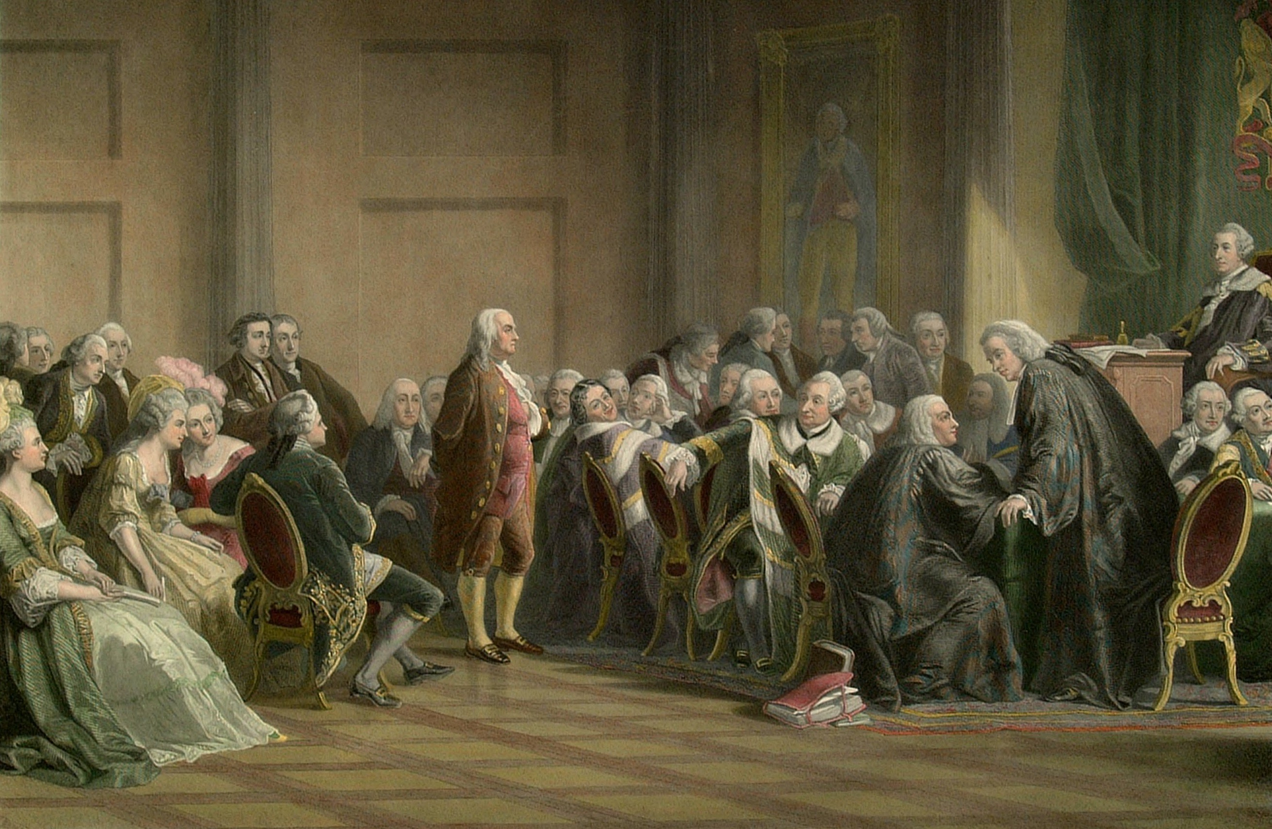 the influence of the writings of benjamin franklin He was named benjamin franklin  through his writings, inventions, deeds,  implementing a profound influence franklin,.