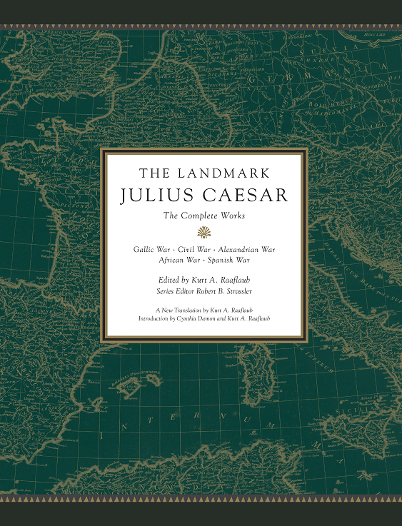 cover of julius caesar book
