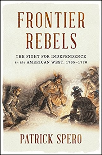 cover of book frontier rebels