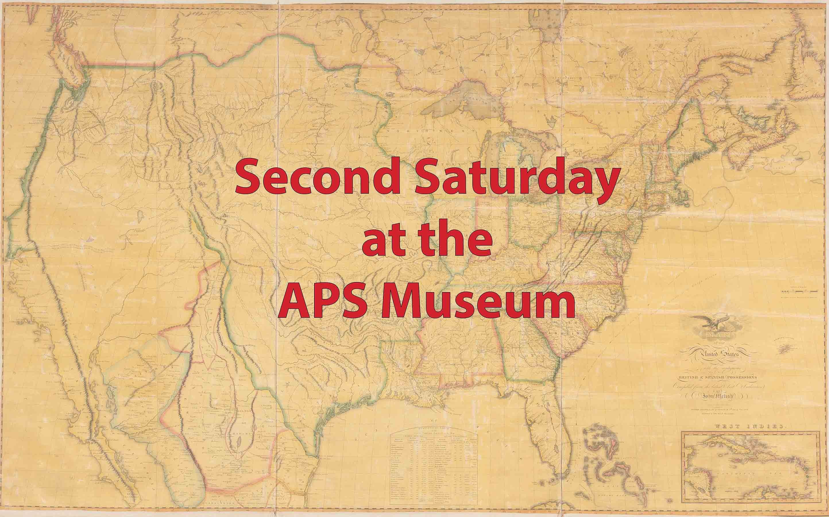 Second Saturday at the APS Museum
