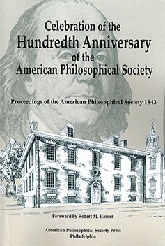 Celebration of the Hundredth Anniversary