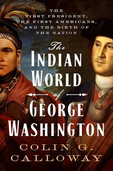 cover of book The Indian World of George Washington