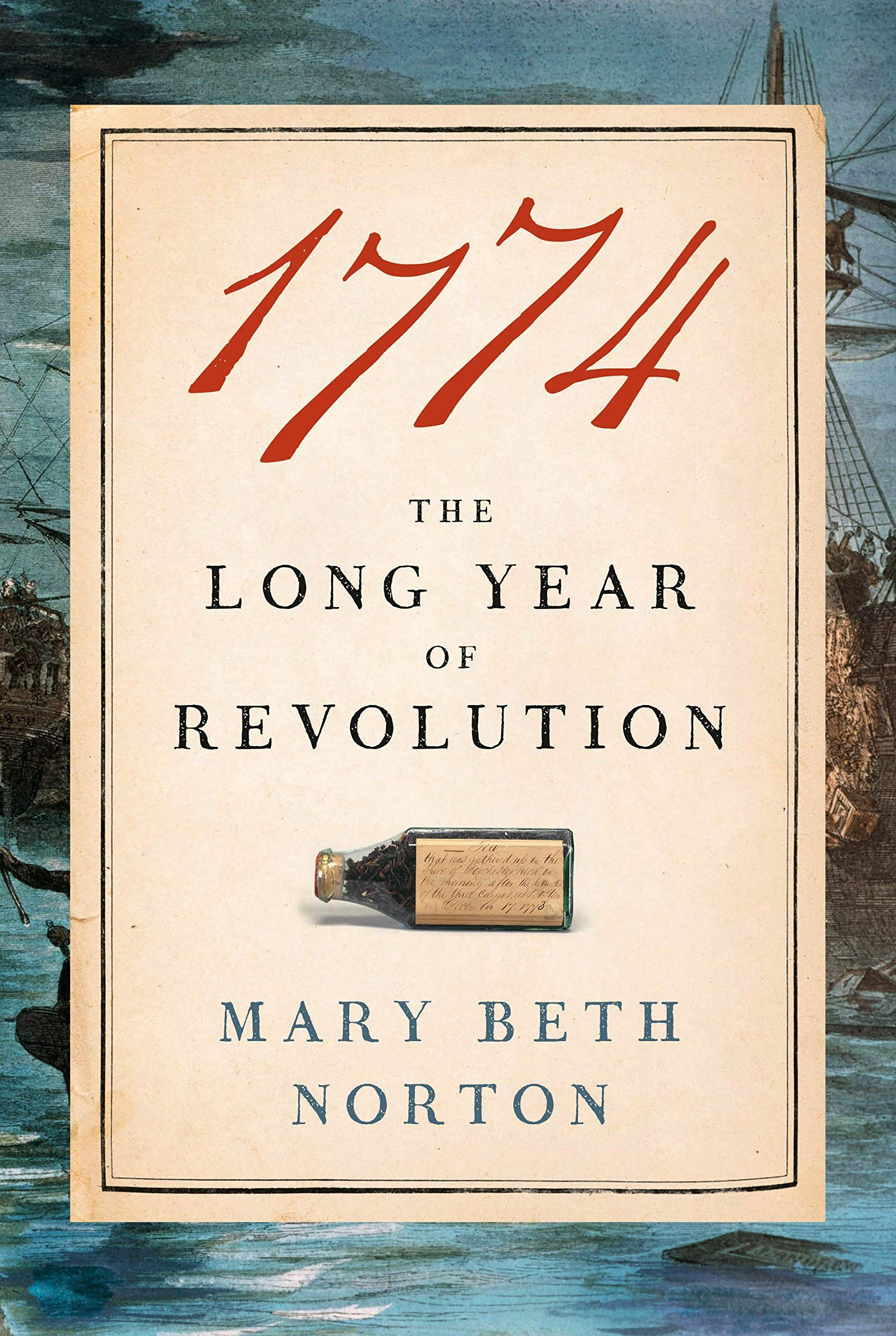 cover of book 1774