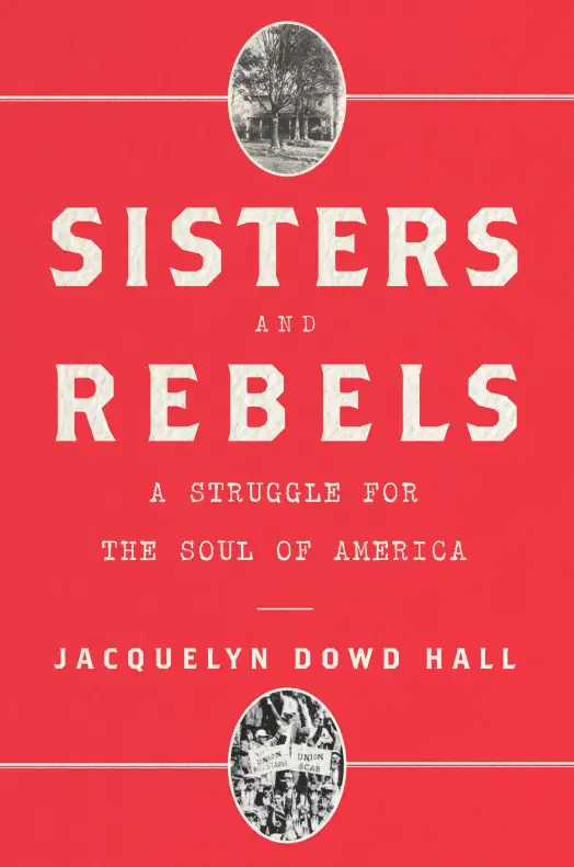 cover of sisters and rebels