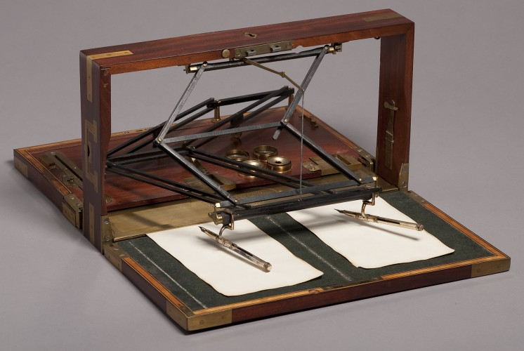 Portable Polygraph, owned by Thomas Jefferson