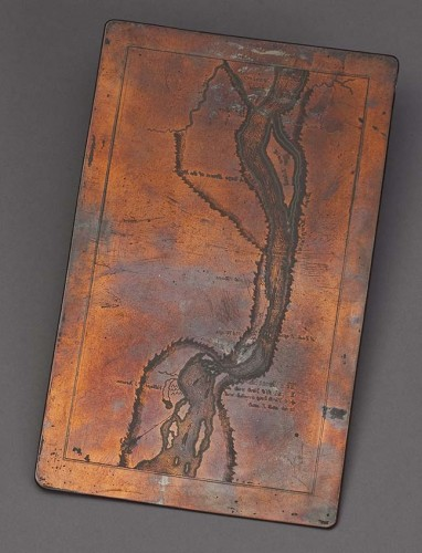 copper printing plate