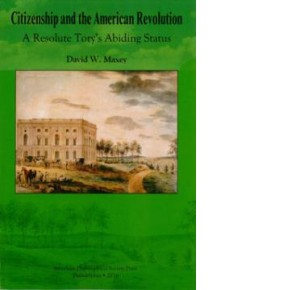 Citizenship and the American Revolution Book Cover